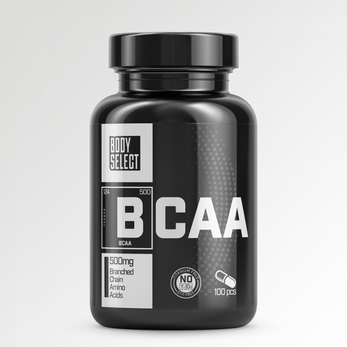 BCAA 500mg + B6