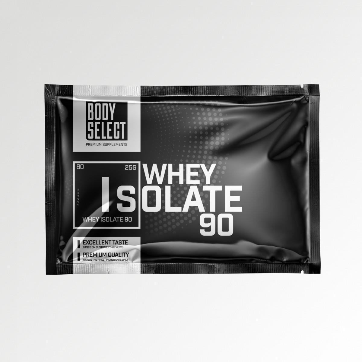 Whey Isolate 90