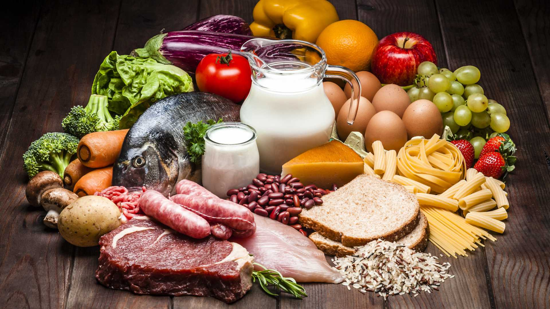 A fehérje diéta a minőséget részesíti előnyben: igazi bőségtál