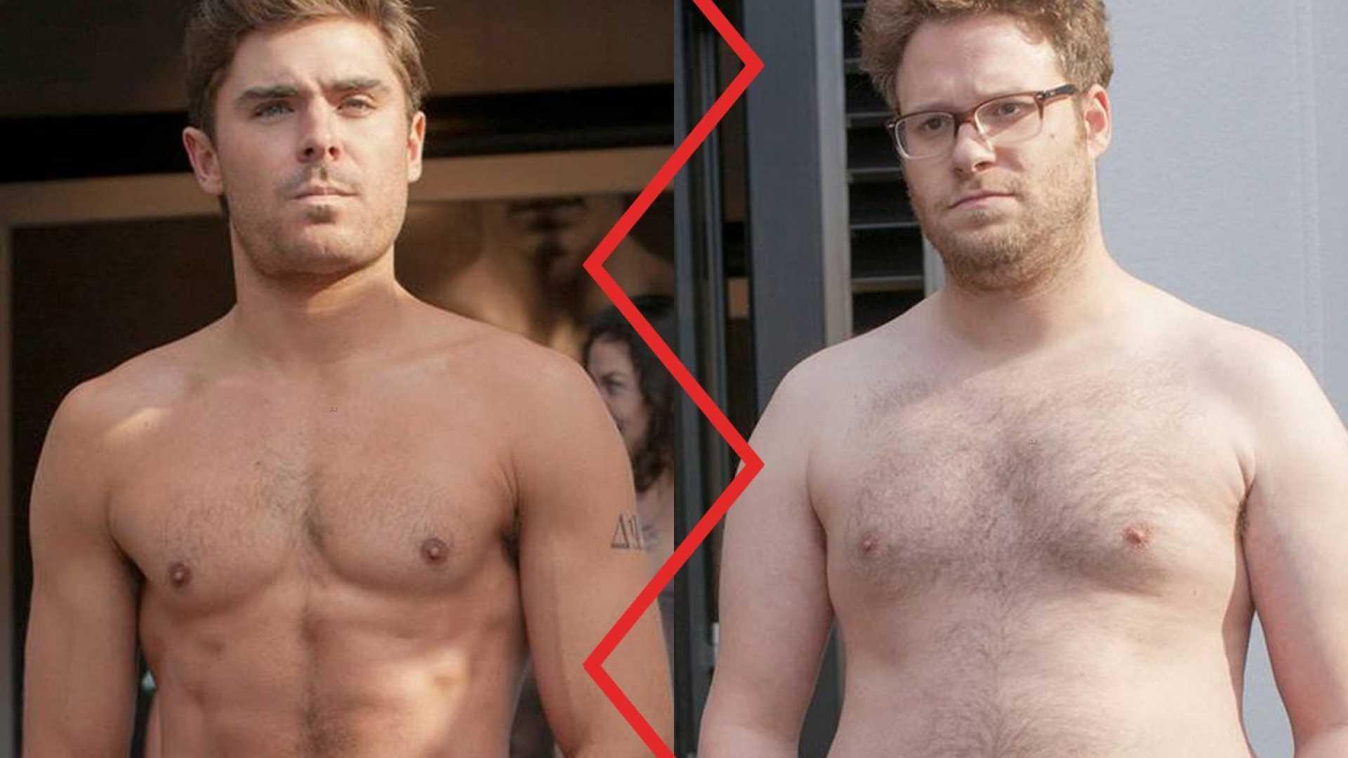 Kell-e zsírégető minden testtípusnak? <br>Kigyúrt test és az aputest-női szemmel mindkettő vonzó jelenség