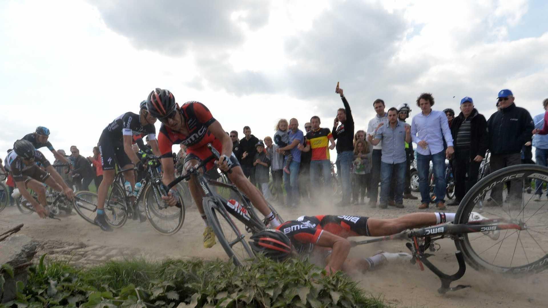 Amikor a BCAA-szint lezuhan, bekövetkezhet a katasztrófa<br>A kerékpárosok versenyében balesetet okozhat a BCAA-szint esése, koncentráció csökkenése