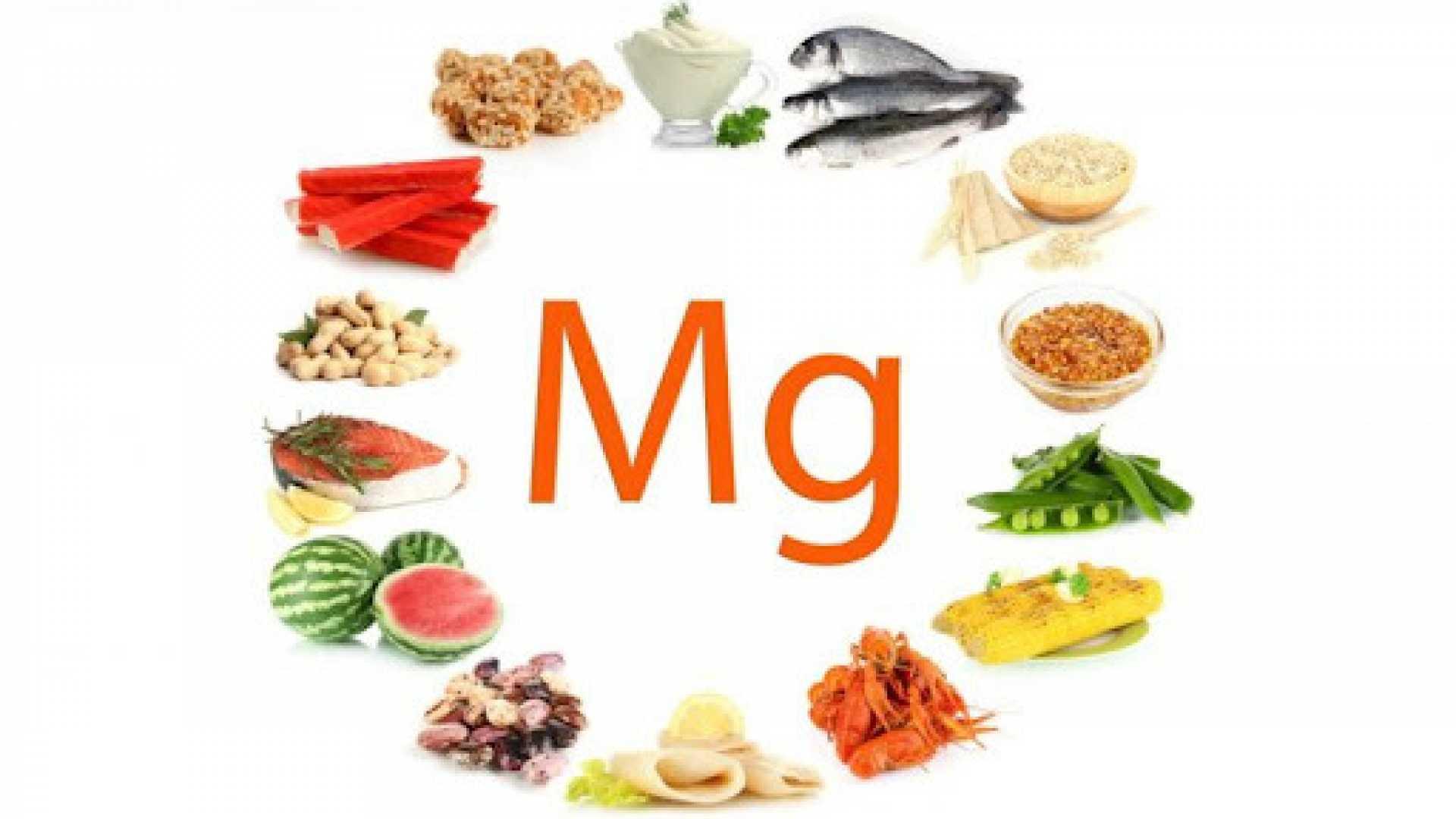 Magnéziumhiány ellen küzdj megfelelő táplálkozással!  <br>Rengeteg étel van, amely hatásos magnéziumhiány ellen