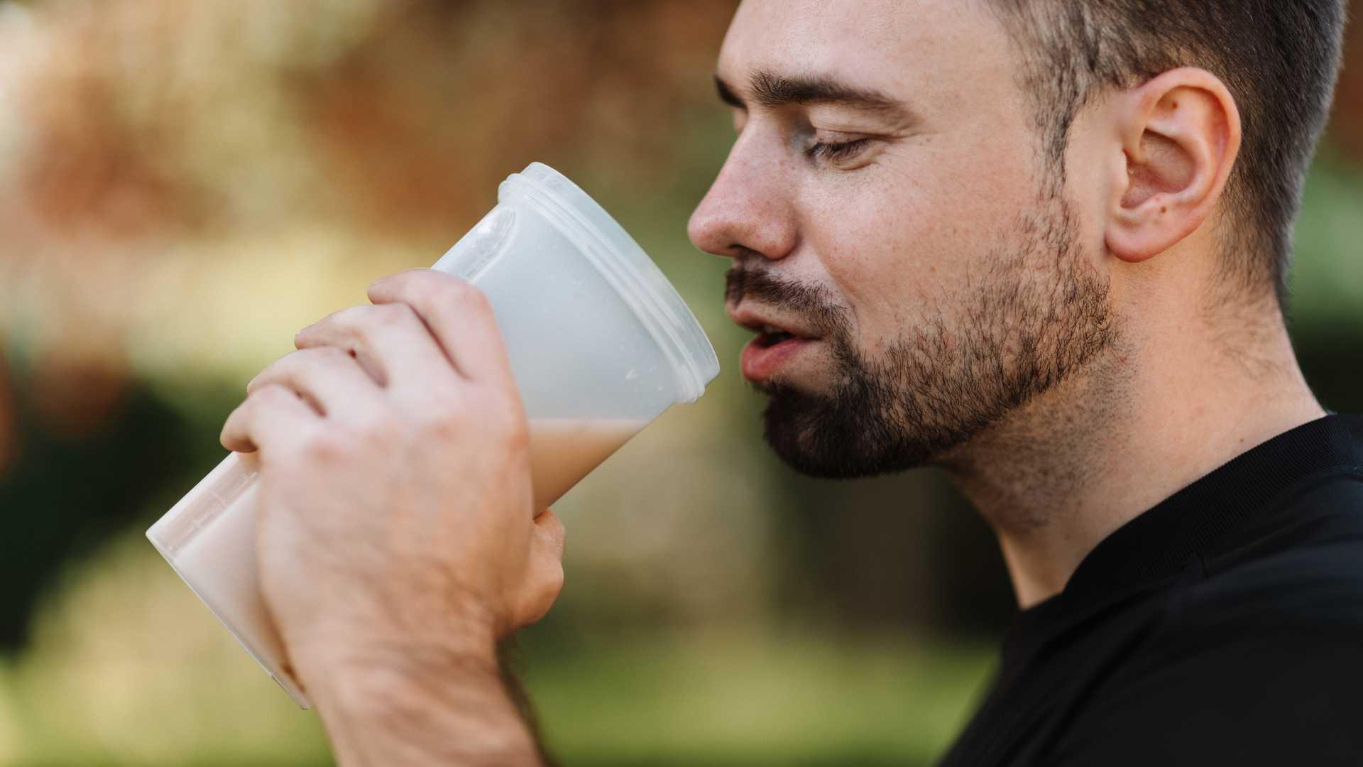 A fehérje akár shake formájában is fogyasztható