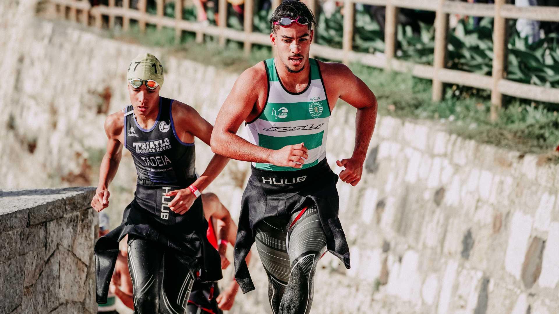 Javítsd futásodat BCAA-val!<br>A triatlon befutójánál a BCAA segít, hogy ne merevedjenek el az izmaink